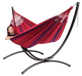 Hammock Set Family Arc & Refresh Bordeaux