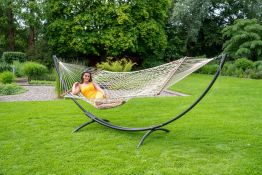 Hammock Set Family Arc & Rope Natura