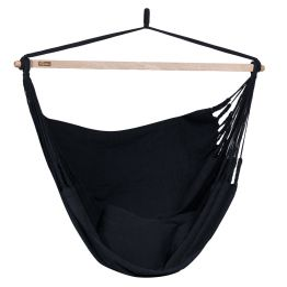Hammock Chair Luxe Black