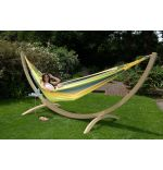 Hammock Set Family Wood & Refresh Cocktail